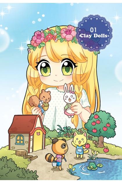Candy Cuties 04: Fluffy Candy: Handicraft & Cookery
