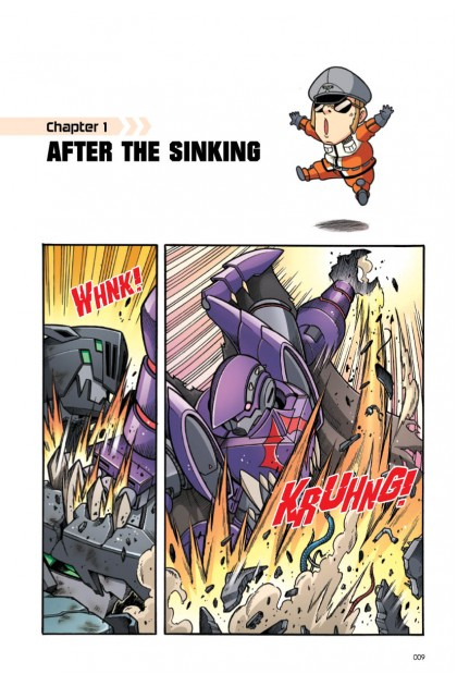 X-VENTURE EXOBOT ACADEMY SERIES 10: CYBORG CRISIS