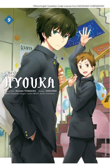 Hyouka 09 (English)