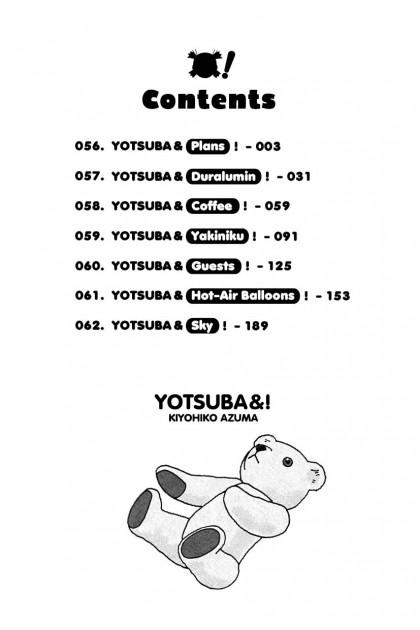 YOTSUBA&! 09 (ENGLISH)