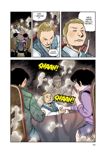 X-VENTURE Unexplained Files Series 14: The Returning Soul
