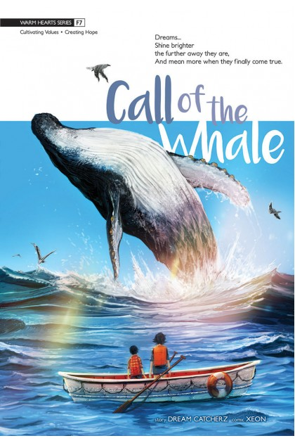 Warm Hearts Series 07: Call of the Whale