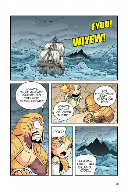 X-VENTURE Chronicles of the Dragon Trail 05: Waves of Wrath • Bakunawa