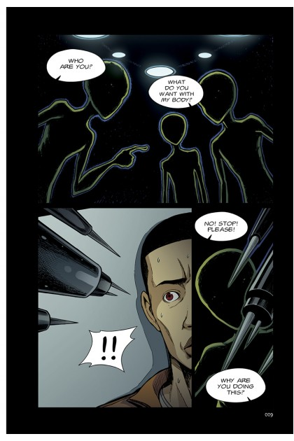 Enigma-X File 09: Roswell Incident Strange Visitors