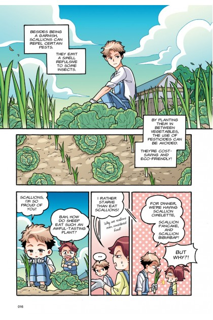 Prince Series 22: Farmers of the Field: Agriculture