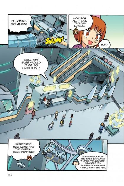 X-VENTURE Terran Defenders 02: The Alien Hunter