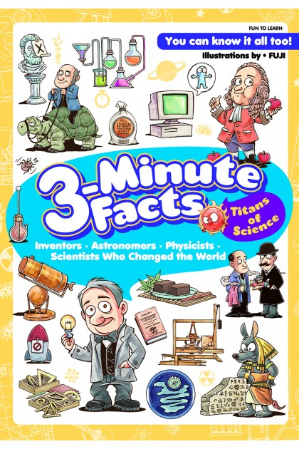 3-Minute Facts: Titans of Science