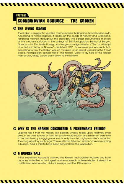 X-VENTURE Ultimate Showdown 03: Tempest Below Kraken VS Sea Serpent