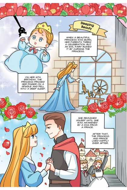 Prince Series 24: Heroes of Fables: Fairy Tales
