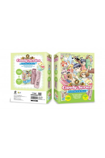 [Limited Edition: Cutlery Set] Candy Series 41: Earth to Pals to the Rescue: Environmental Care