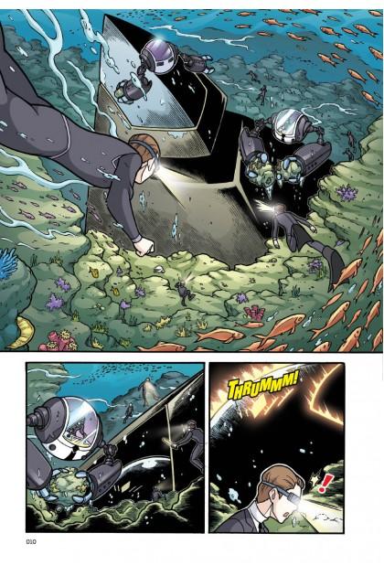 X-VENTURE Terran Defenders 04: The Unknown Alchemist
