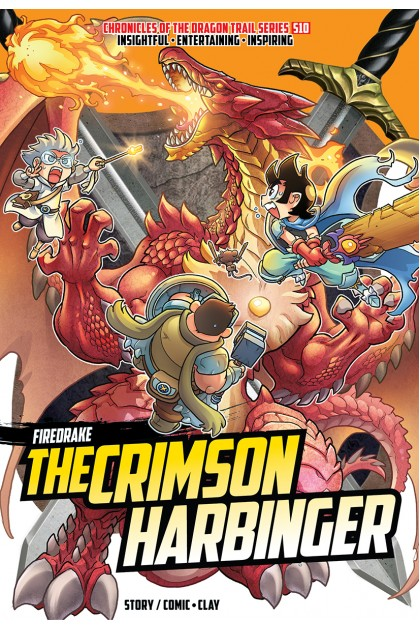X-VENTURE Chronicle Of The Dragon Trail 10: The Crimson Harbinger • Firedrake