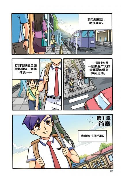 超越极限系列 羽球篇 07: 互争雄长
