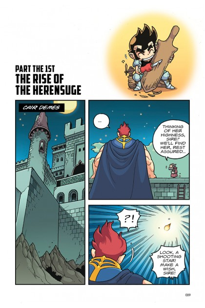 X-VENTURE Chronicles of the Dragon Trail 11: The Sevenfold Dread • Herensuge