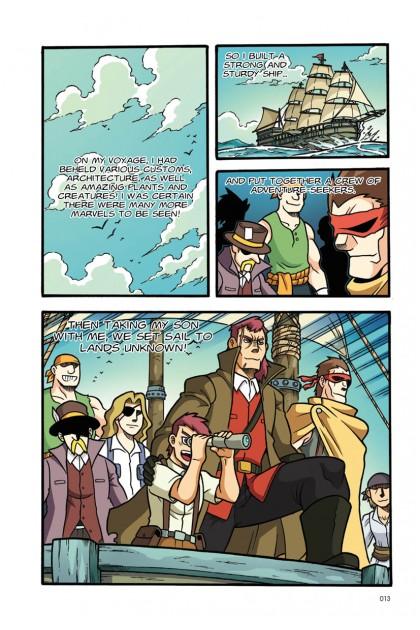 X-VENTURE The Golden Age Of Adventures 32: Hunt Of The Adventure King
