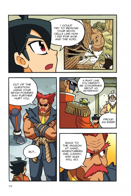 X-VENTURE The Golden Age Of Adventures 33: Encounter In The North