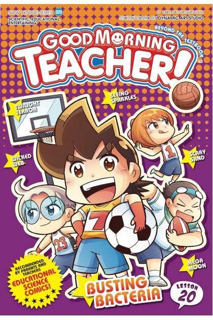Good Morning Teacher 20