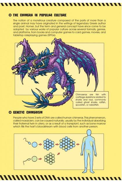 X-VENTURE Ultimate Showdown 11: Unnatural Enemies Frankenstein's Monster VS Chimera