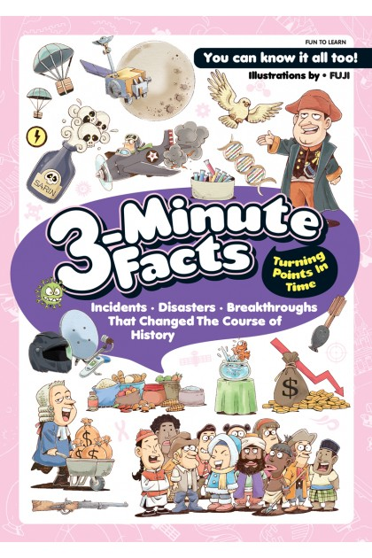 3-Minute Facts: Turning Points In Time