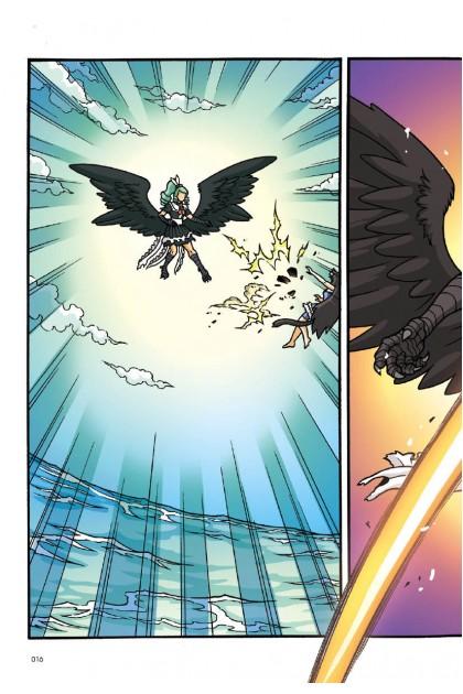 X-VENTURE The Golden Age Of Adventures 36: The Sword of Gaia's Children