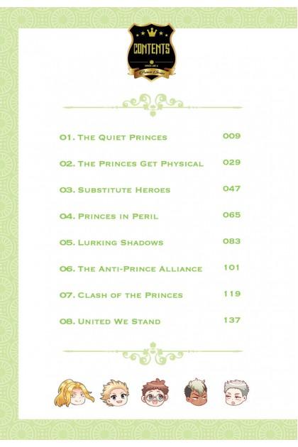 Prince Series 04: Sportsmanship: Field of Honour