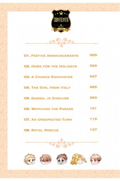 Prince Series 05: Festive Celebrations: Masters of Ceremony