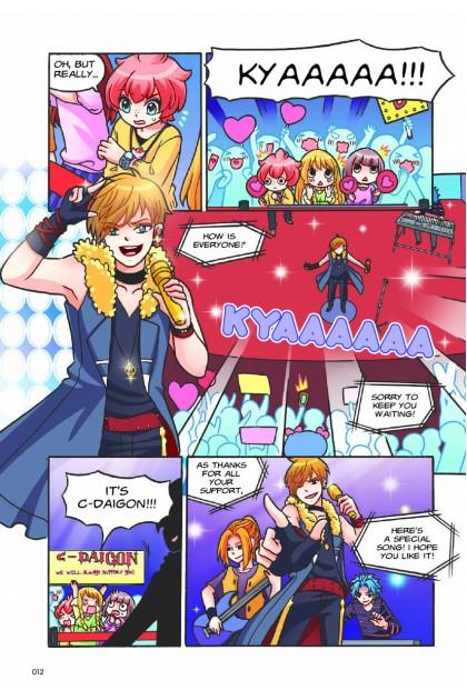 Candy Series 11: Starstruck!: Fandom