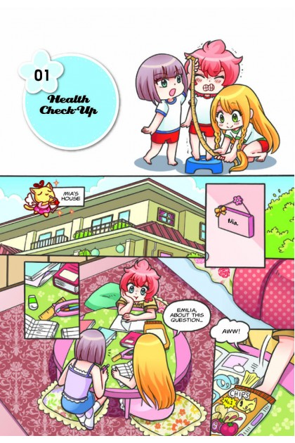 Candy Series 12: Season of Blossoms: Growing Up