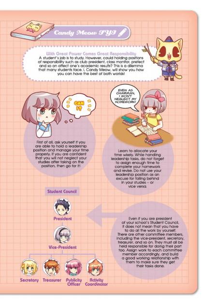 Candy Series 21: A Class Effort: Leadership