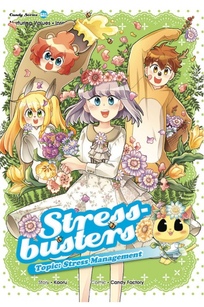 Candy Series 31: Stress-Busters: Stress Management