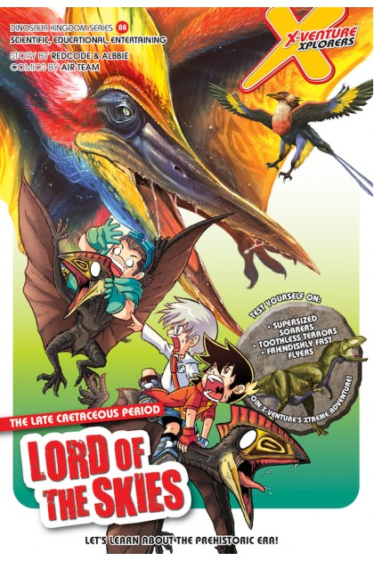 X-VENTURE Dinosaur Kingdom Series: Lord of The Skies