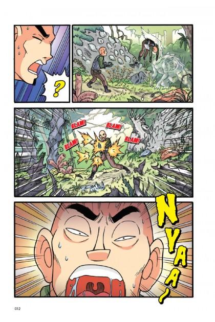 X-VENTURE Dinosaur Kingdom II Series 04: The Menace of Deception