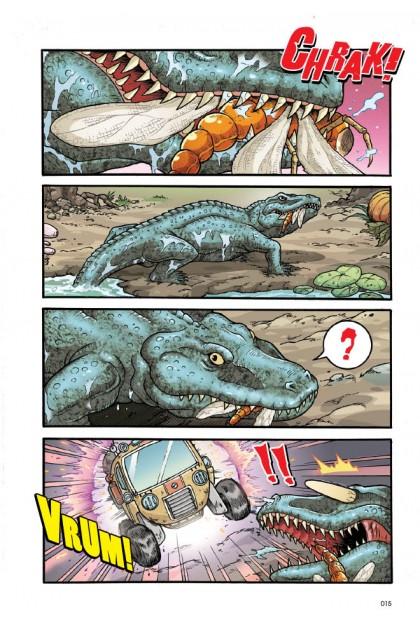 X-VENTURE Dinosaur Kingdom II Series 06: Wood of The Walking Dread