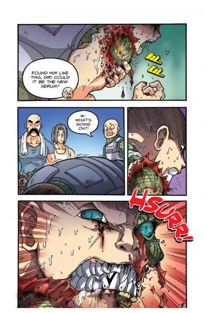 X-VENTURE Dinosaur Kingdom II Series 09: The Mutant Hybrids Conspiracy