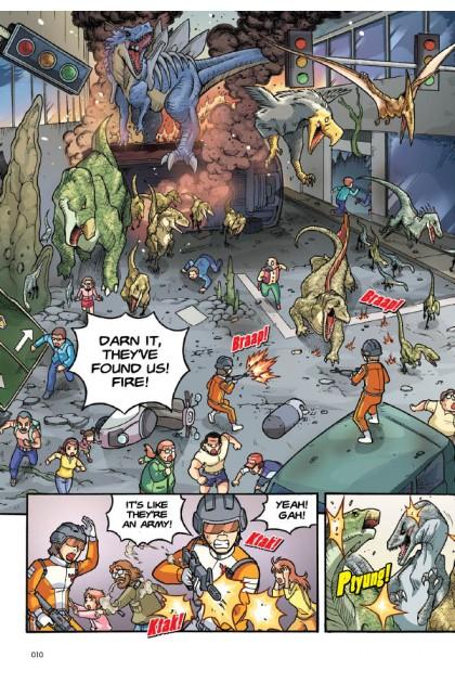 X-VENTURE Dinosaur Kingdom II Series 11: Assault of The Century