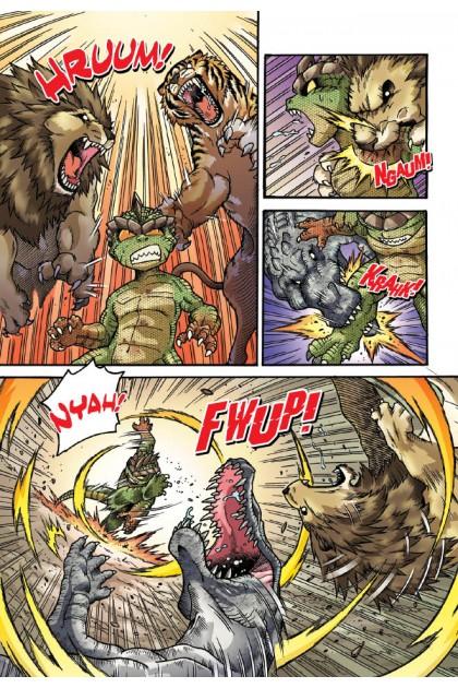 X-VENTURE Dinosaur Kingdom II Series 12: The Showdown of the Century