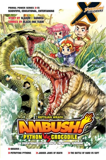 X-VENTURE Primal Power Series: Ambush!