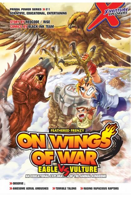X-VENTURE Primal Power Series: On Wings of War