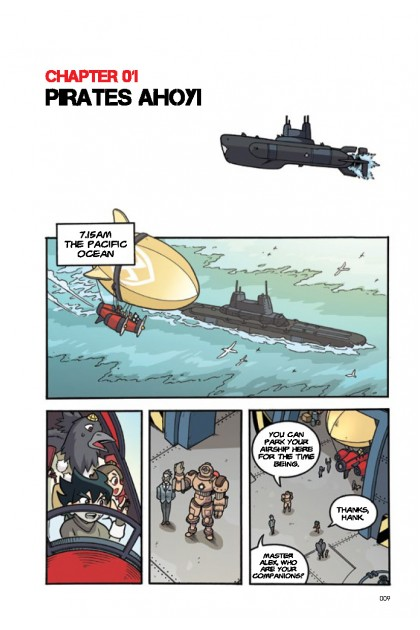 X-VENTURE The Golden Age of Adventures Series 09: Vigil of The Golden Guardian