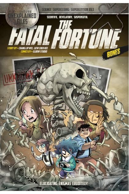 X-VENTURE Unexplained Files 09: The Fatal Fortune