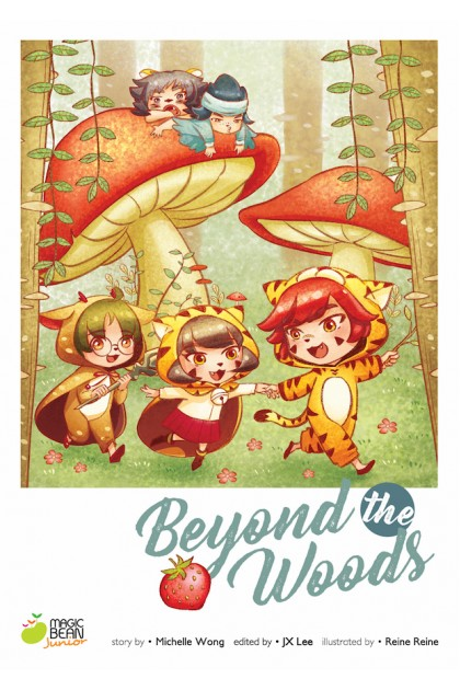 Magic Bean Junior 07: Beyond The Woods