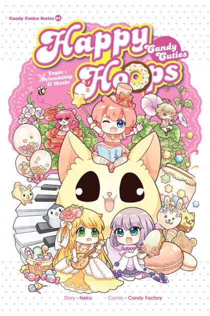Candy Cuties 01: Happy Hoops Topic: Friendship & Music